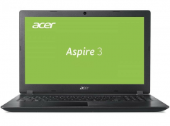"Ноутбук Acer A315-33-P0QP 15.6""HD Pen N3710/4Gb/500Gb/Intel HD/WiFi/BT/Cam/Linux/black NX.GY3ER.00"