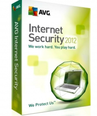 Антивирус AVG Internet Security 3 computer (1 year)  + AVG Mobilation  (AVDISCAN12OXXS003)