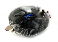 Кулер ZALMAN CNPS80F д/проц 1150/1156/1366/775/FM2/940/939 low profile 82W