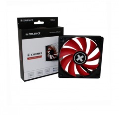 Кулер XILENCE Performance C case fan, XPF120.R, 120mm, Hydro bearing, Small 3 PIN + Big 4 PIN