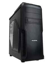 Корпус ATX Zalman Z3 PLUS w/o PSU/ USB3.0/черный