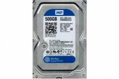 "Накопитель HDD 3.5"" 500 Gb SATA-III Western Digital Caviar Blue WD5000AZLX 7200rpm 32Mb"