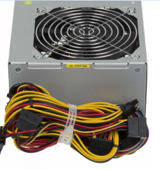 Блок питания ATX Accord 600W ACC-600W-12 1xPCI-Exp (24+4+4pin) 4xSATA 120mm fan