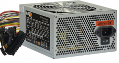 Блок питания ATX BoxIT S400W 120mm fan/24+4 pin