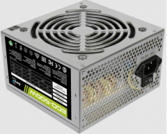 Блок питания Aerocool 500W Retail ECO-500W ATX v2.3 Haswell, fan 12cm, 400mm cable, power cord, 20+