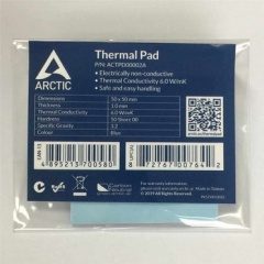 Термопрокладка ARCTIC Thermal pad, 50x50 mm, t:1.0 (ACTPD00002A)