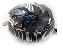 Кулер ZALMAN CNPS90F д/проц 1150/1156/775/FM2/940/939 low profile, ультратихий 95W