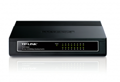 Коммутатор TP-Link TL-SF1016D 16-port 10/100 Desktop