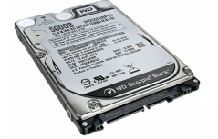 "Накопитель HDD 2.5"" 500 Gb SATA-III Western Digital Scorpio Black WD5000LPLX 32MB 7200rpm для ноутбу"
